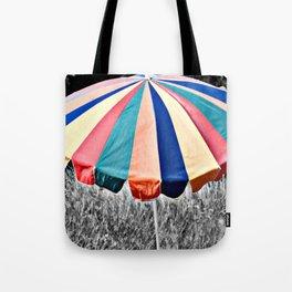 Summer Umbrella Photography Tote Bag