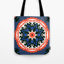 Bold and bright beauty of suzani patterns ver.6 Tote Bag