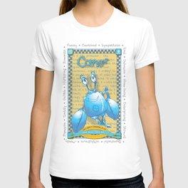 Astrological Zoodiac - Canser T-shirt