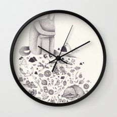 where the wild things are Wall Clock