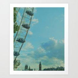 London Views Art Print