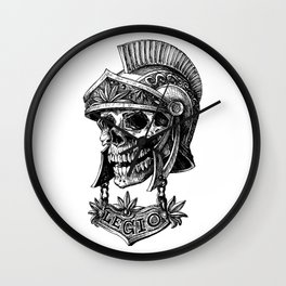 I'm a soldier Wall Clock