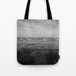 From the Shore - Plymouth Massachusetts Shoreline Tote Bag