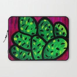 Happy Cactus Laptop Sleeve