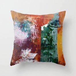Troglodyte Throw Pillow
