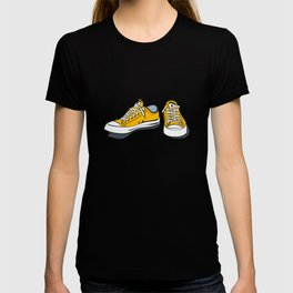 Yellow Sneakers T-shirt