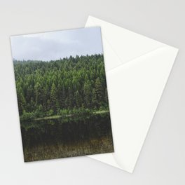 Fresh Air. Landscape Forest Photograph Stationery Cards