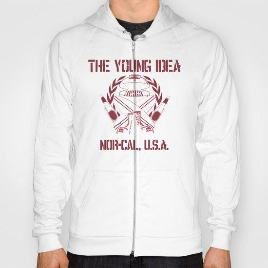 The Young Idea - NorCal Emblem Hoody