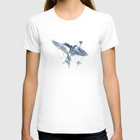 swallow T-shirts featuring Swallow by bethbile