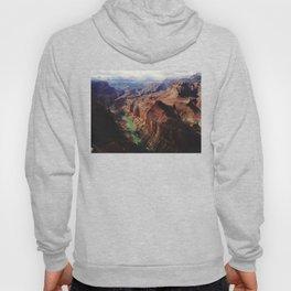 The Colorado Runs Through Marble Canyon Hoody