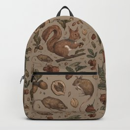 Red Squirrel Backpack