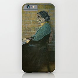 Psycho's Mother iPhone Case