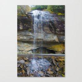 Bridal Viel Falls  Canvas Print