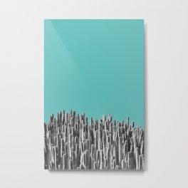 Cacti 01 Metal Print