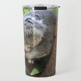 Koala At Rest Travel Mug
