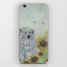 I'll be here, look for me.. iPhone & iPod Skin