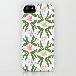Flora of the Sea - Multi iPhone Case