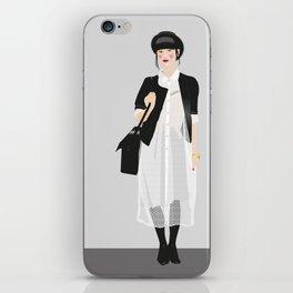 The girl iPhone Skin