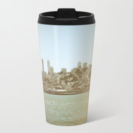San Francisco Metal Travel Mug