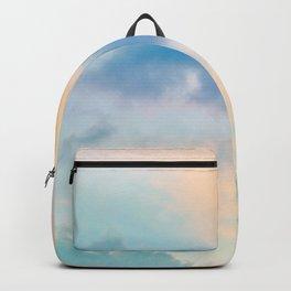 Unicorn Pastel Clouds #6 #decor #art #society6 Backpack