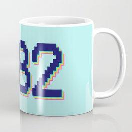 1982 Coffee Mug
