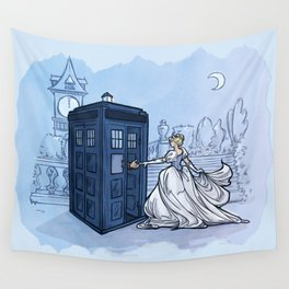 Come Away with Me Wall Tapestry