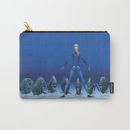 CONFRONTATION FOR YOUR EYES ONLY by Pascal Carry-All Pouch