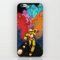 パックマン! (Pac-man!) iPhone Skin