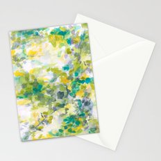 Canopy (green) Stationery Cards