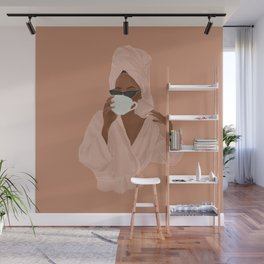 Treat Yourself Wall Mural