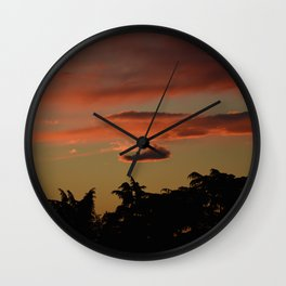 Silhouttes Wall Clock