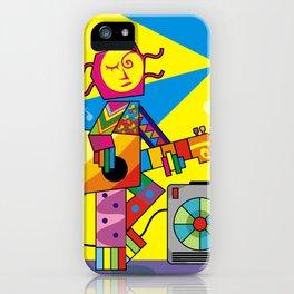 GUITARIST iPhone Case