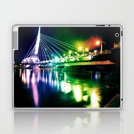 Provencher Bridge Laptop & iPad Skin