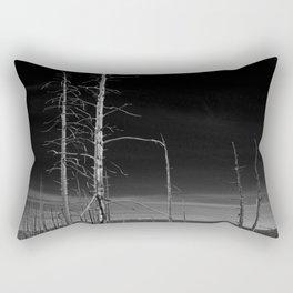 Lodgepole Pines Rectangular Pillow