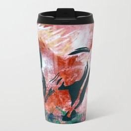WILDFIRE Metal Travel Mug