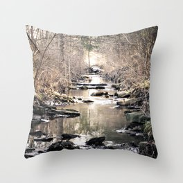 Babble-On Throw Pillow