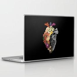 Flower Heart Spring Laptop & iPad Skin