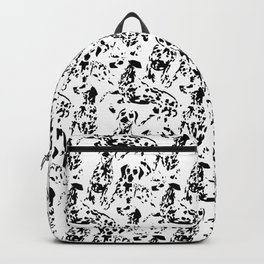 DALMATIAN / pattern pattern Backpack