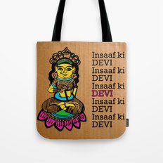 Indian goddess  Tote Bag