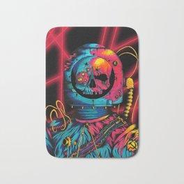 Skelenaut V4 (Color) Bath Mat