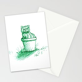 Catctus Stationery Cards