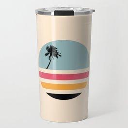 Retro Island Travel Mug