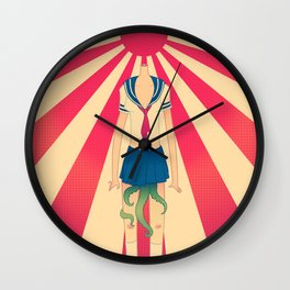 Major Exports Wall Clock
