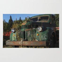 Bottle Depot Truck Rug