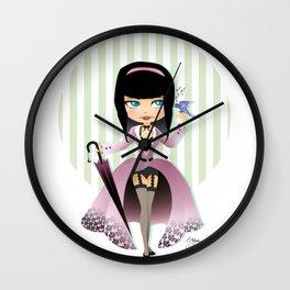 Chantal Wall Clock