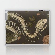 Snake Skeleton Laptop & iPad Skin