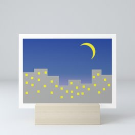 Night Mini Art Print