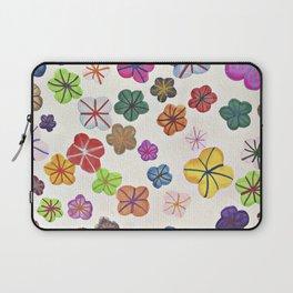 Floral art mille fiori Laptop Sleeve