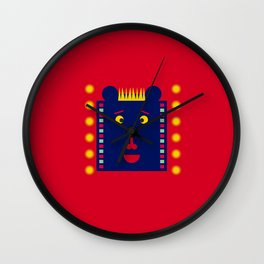 LSD: Dream Emulator Character A2 Wall Clock