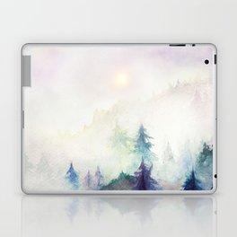 Into The Mist Laptop & iPad Skin